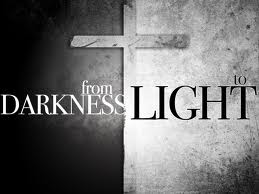 From Darkness to Light Cross