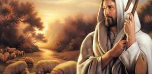 Jesus the Good Shepherd 1