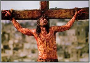 Passion of Christ on the Cross