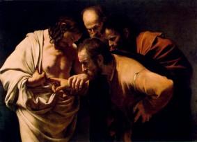 Thomas Sees Jesus