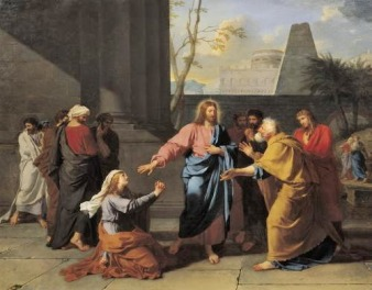 Jesus and the Syrophoenician Woman