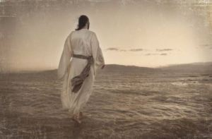 Jesus Walking on Water 1