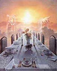 Eschatological Lord's Supper