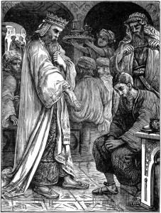 Matthew 22 Wedding Garment Parable