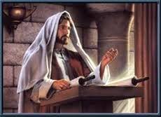 Jesus Reading Isaiah