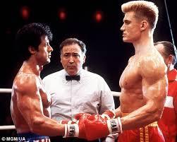 Rocky & Drago
