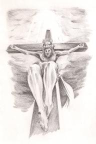Jesus Cross Heaven & Earth