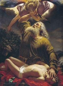 abraham sacrificing isaac 2