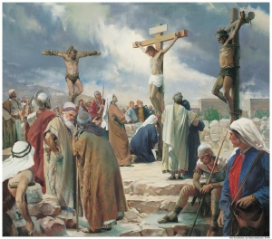 Christ Crucified 1