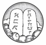 Small Catechism - Ten Commandments Cloud Icon