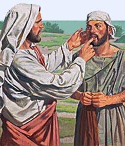Jesus Heals a Deaf Mute Mark 7