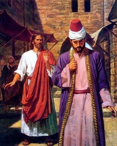Jesus and the Rich Young Ruler 2