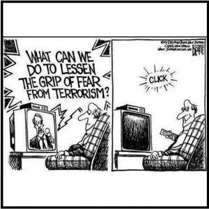 Bad News Terrorism