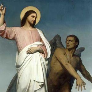 Temptation of Jesus
