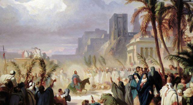 jesus-triumphal-entry-palm-sunday
