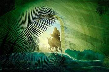 Palm Sunday King of Glory