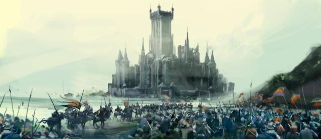 Castle Besieged