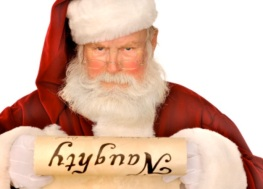 Santa's Nughty List