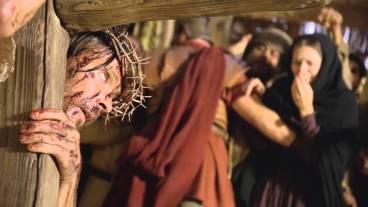 Jesus Carries His Own Cross
