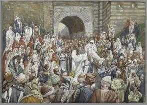 The Resurrection of the Widow's Son at Nain