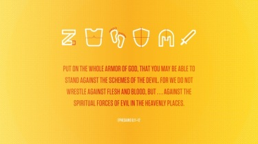 Ephesians 6_11–12 Armor of God