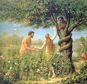 Temptation in the Garden of Eden