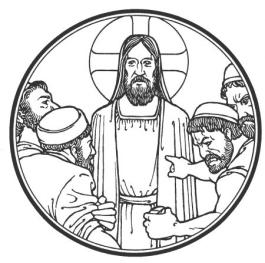 Jesus threatened by stones