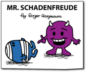 Shadenfreude