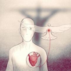 Holy Spirit open eyes new hearts