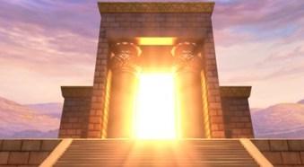 Glory in Solomon's Temple